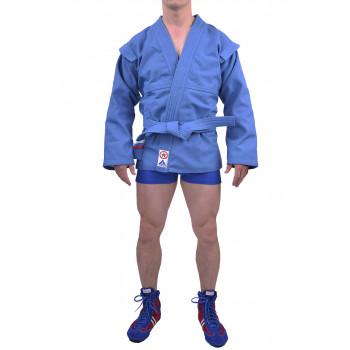 "Куртка ""Атака"" для подростков синяя"
