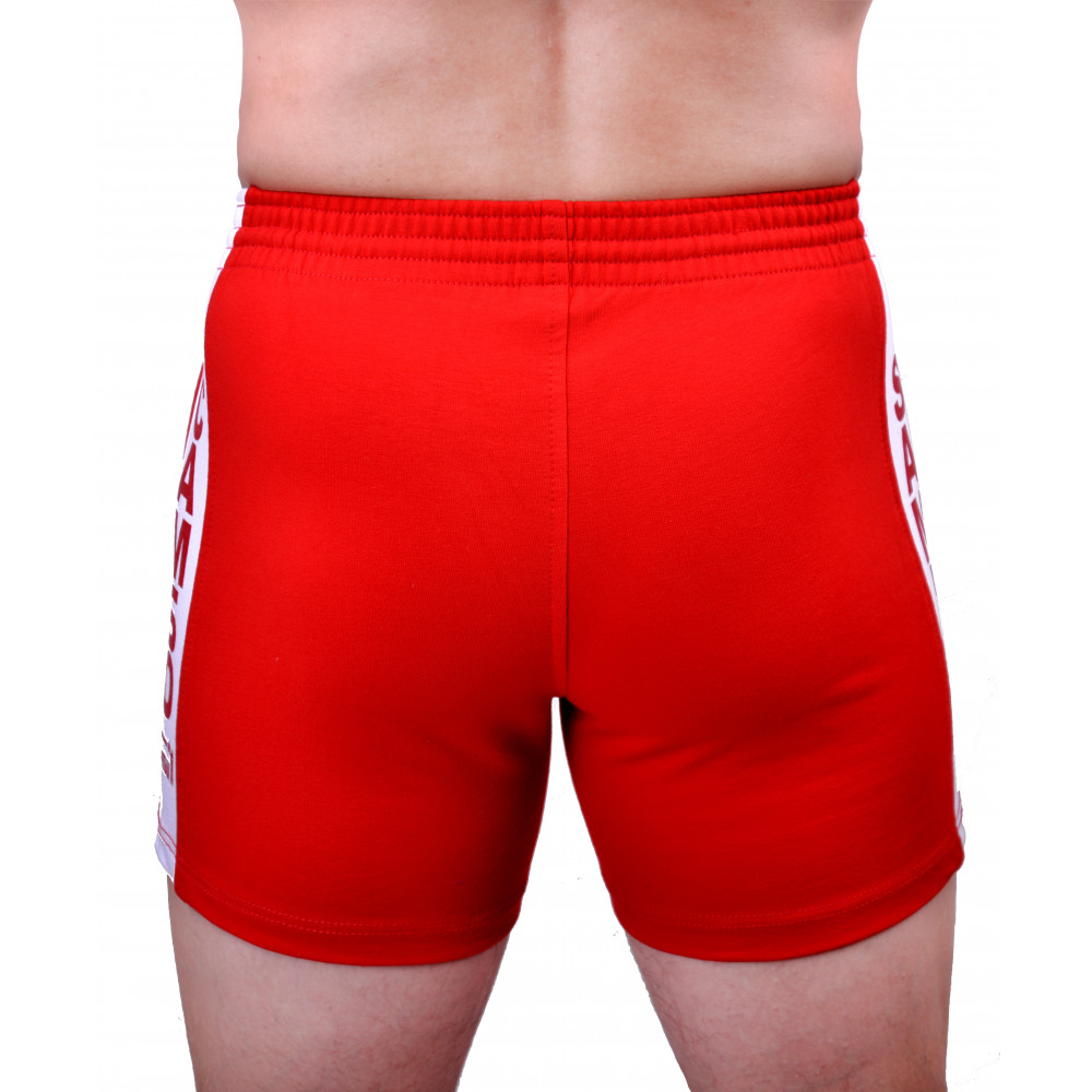Купить красные шорты для самбо